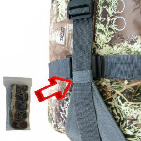 Eberlestock ~ Webbing Strap Keepers for Hunting Back Pack