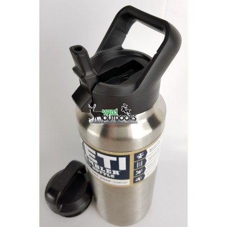 Yeti - Rambler™ 36 oz (1065 ml) Bottle with Screw off Lid & STRAW CAP