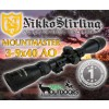 Nikko Stirling - Rimfire Rifle Scope - MountMaster - 3-9x40mm AO